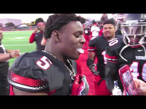 Long Beach City College Football vs. Bakersfield 2017 Patriotic Bowl