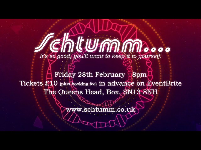 Schtumm Presents: Mesadorm + Jacob and Drinkwater