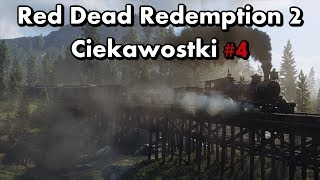 Red Dead Redemption 2 - Ciekawostki #4 - Drugi meteoryt, Hobbit, kościół i nie tylko