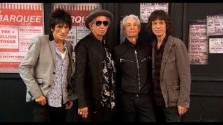 The Rolling Stones: 50 Week - The band celebrate their anniversary
