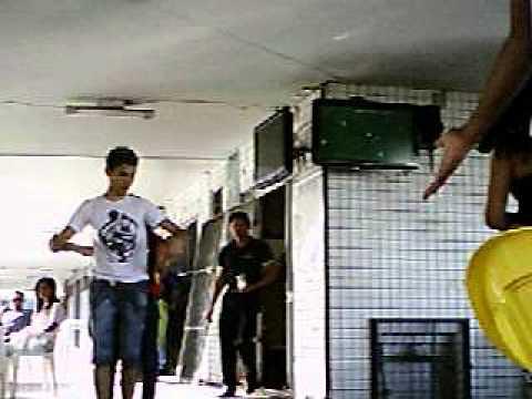 Dançarinos Forrozeiros de Brasília.