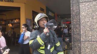 Lights and Buildings Shake as Earthquake Rattles Taiwan