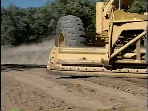 Forest Service Road Maintenance Series: Smoothing and Reshaping the Traveled Way