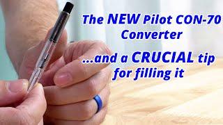 CRITICAL Tips for NEW Pilot Con-70 Converter