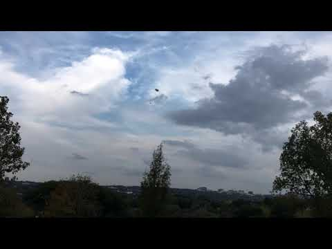 Parachute P4P Test - South Africa www.commercialdrones.co.za