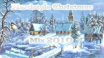 Hardstyle Christmas Mix 2010