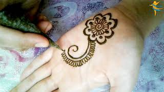 The design of Henna is very simple, easy and modern youthful