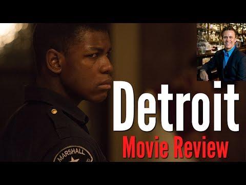 """Detroit"" Movie Review | Richard Roeper Reviews"