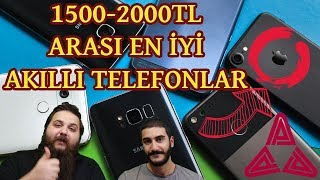 1500 tl - 2000 tl arasi en İyİ ucuz akilli telefonlar | fiyat-performans canavarı telefonlar 2017