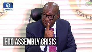 Obaseki Vows To Resist Imposition Of Leaders