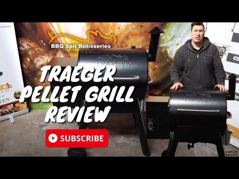 Traeger Pellet Grill Review