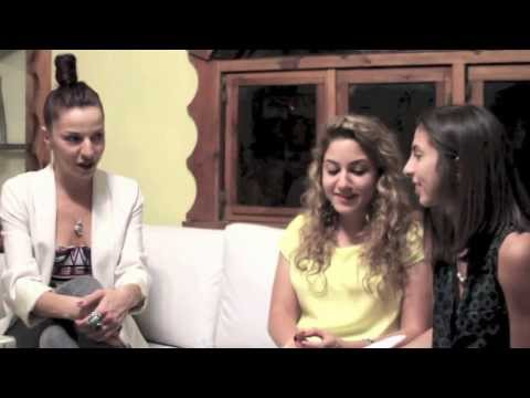 Demencia Music Festival: Ayah Marar's Interview (2013)