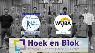 River Trotters Heren 1 vs Wyba
