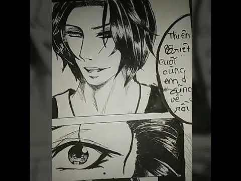Vẽ yaoi #truyện tự vẽ