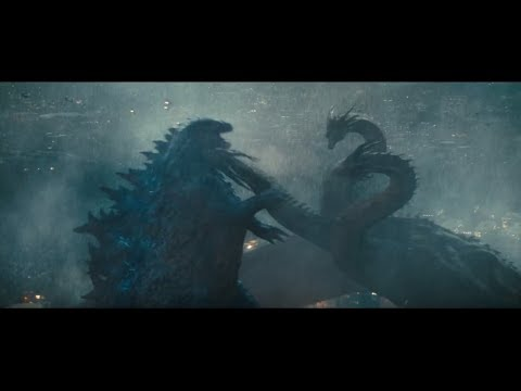 Godzilla: King of the Monsters Trailer #3 ゴジラ・キング・オブ・モンスターズ(2019)Final Trailer