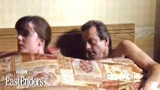 Denis Catches Dirty Den & Zoe in Bed Together - EastEnders - BBC