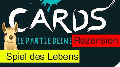 Cards (Kartenspiel) / Anleitung & Rezension / SpieLama