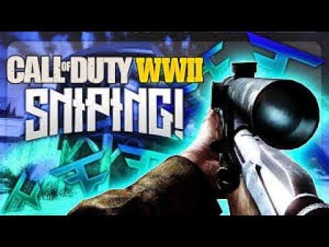 WWII *Sniper Squad go off*