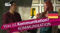 Was ist Kommunikation? | alpha Lernen erklärt Deutsch
