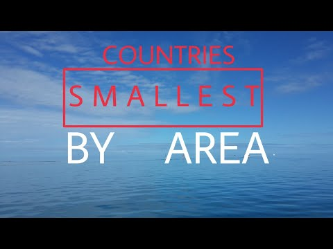 Top 10 Smallest Countries in the World By Area