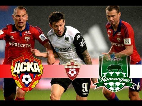 ЦСКА - Краснодар  24.09.2016 ~ Россия. Премьер-Лига 2016/2017, 8 тур ~ Promo