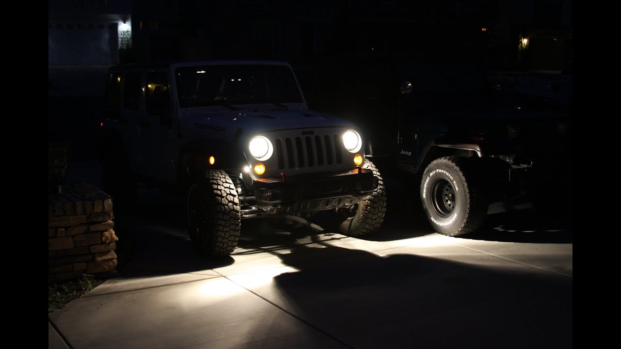maxresdefault diy rock lights install on jeep wrangler (rocktrooper) youtube Top Rated RC Rock Crawler at readyjetset.co