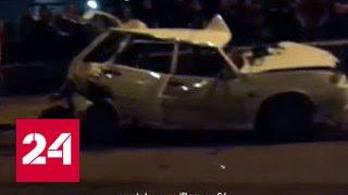 ДТП в Саратове: два человека погибли, трое пострадали