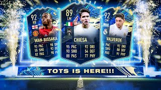 COMMUNITY & EFL TOTS ARE VERY GOOD! - FIFA 21 Ultimate Team