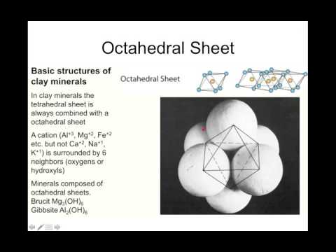 EART3339: Clay Minerals