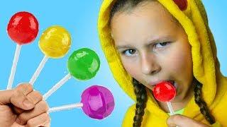 Canción de Color de la familia del dedo | Canción Infantil | Canciones Infantiles con Emi and Niki