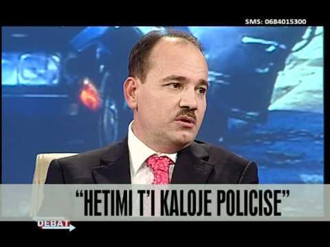 """Bujar Nishani në emisionin """"Debat"""" - Vizion Plus - News - Lajme"""