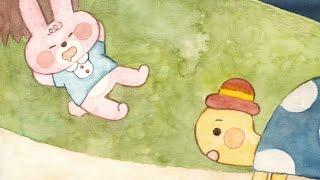 【絵本】 うさぎとかめ 【読み聞かせ】イソップ童話