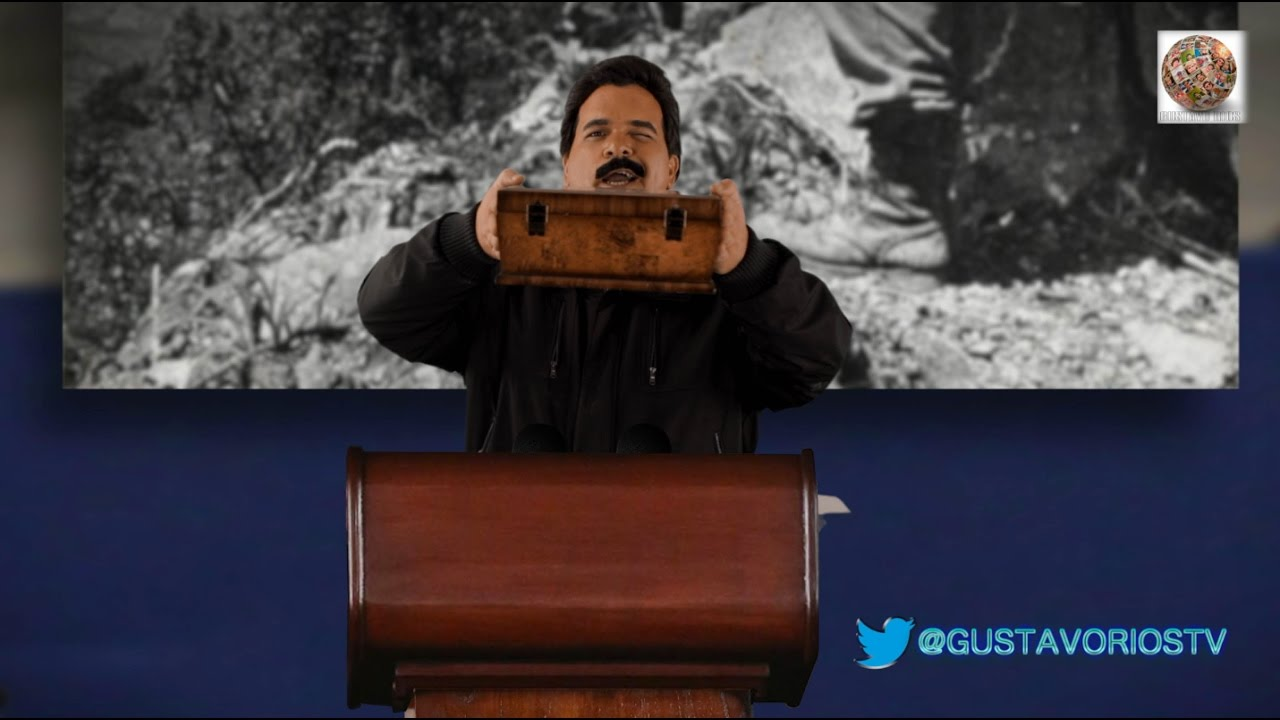 MADURO SE DESPIDE DE FIDEL (Humor)