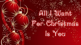 Baixar Mariah Carey - All I Want For Christmas Is You (Lyrics Song)
