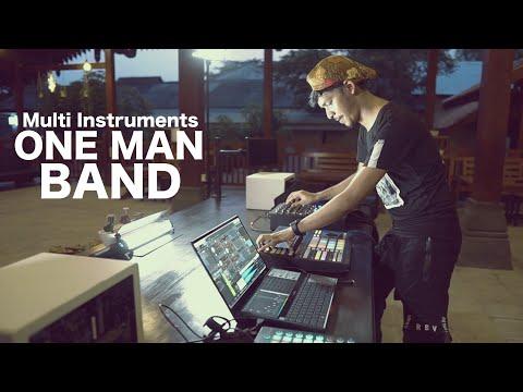 Смотреть клип Alffy Rev - One Man Band