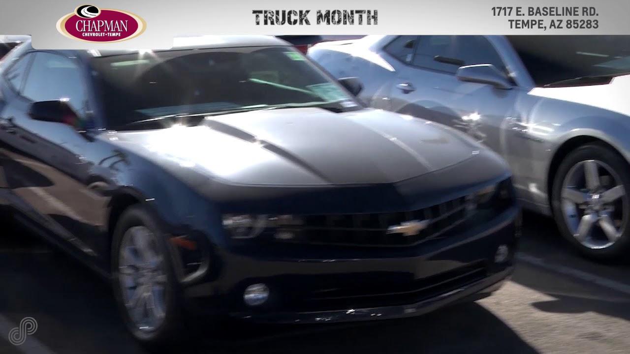 Chapman Chevrolet October Offers SPS