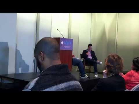 Who We Be: Jeff Chang + Kiese Laymon  Lecture at NYU 4/18 (part 2)