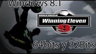 Descargar Winning Eleven 9 64bits 32Bits Windows 8