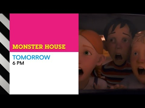 CN Dimensional - MOVIE PROMO - Monster House