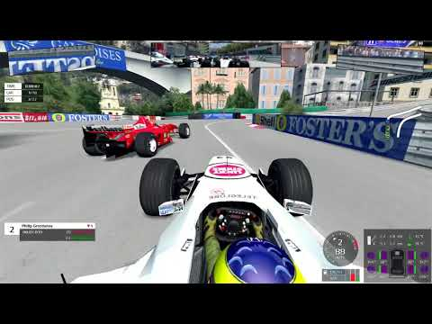 Automobilista   F1 2000   Career Mode   Part 1 Monaco