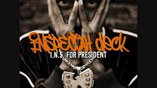 Inspectah Deck / RZA - I.N.S. For President Full Album WUTANG