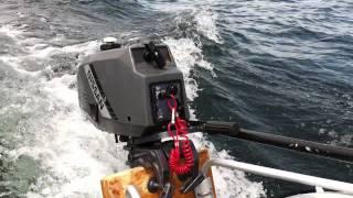 intex mariner 4 nissan 3.5 hp