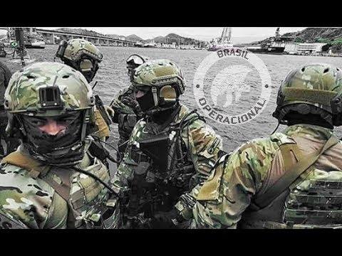 GRUMEC 2018  Brazilian Navy Special Forces