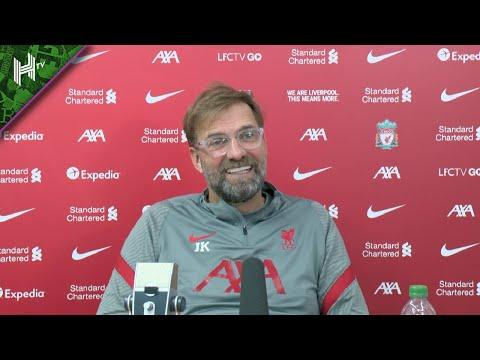 Rashford has united Liverpool and Manchester I Liverpool v Sheff Utd I Jurgen Klopp press conference