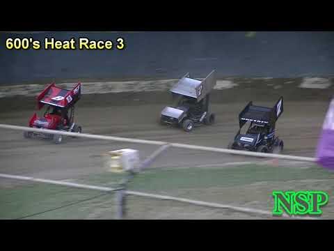 April 26, 2019 600 Mini Sprints Heat Races 1, 2, 3 & 4 Deming Speedway