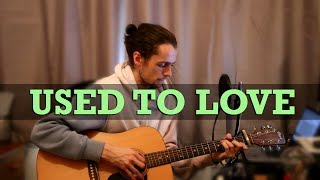Martin Garrix & Dean Lewis - Used To Love Cover | LIVE