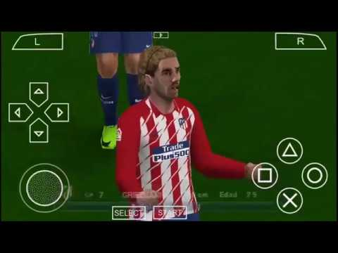 Download Pes 18 Android For Mobile (APK+OBB) Gameplay HD