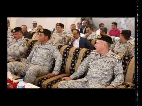 Admiral Zafar Mahmood Abbasi laid a foundation of the OPD  PNS   Shifa