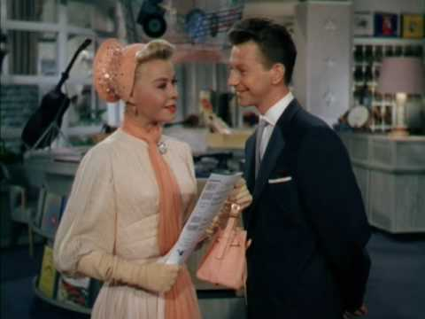 """Vera Meets Donald in """"It's A Lovely Day Today"""""""