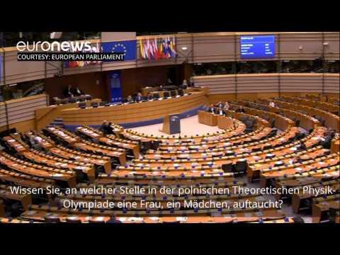 "Janusz Korwin-Mikke: ""Frauen sind weniger intelligent"""